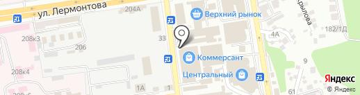 Феху. Лавка чудес на карте Ставрополя