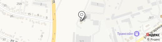 ЮгАгроЭксперт на карте Михайловска