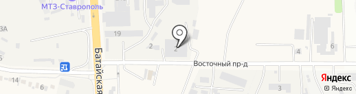 MABBIO на карте Верхнерусского