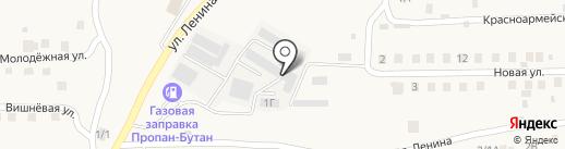 Производственная база на карте Татарки
