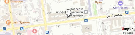 Аква Технология на карте Ставрополя