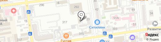 АРОМАБАР-СТВ.РУ на карте Ставрополя