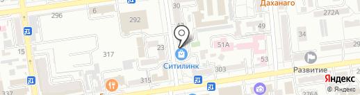 Аптека склад на карте Ставрополя