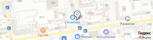 Общественный совет по здравоохранению на карте Ставрополя