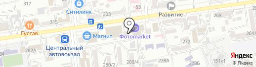IT Planet Group на карте Ставрополя