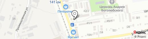 Агрокомплекс на карте Михайловска