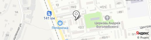 ПрофМонтаж на карте Михайловска