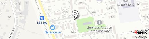 Ваш выбор на карте Михайловска
