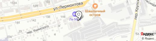 Sova на карте Ставрополя