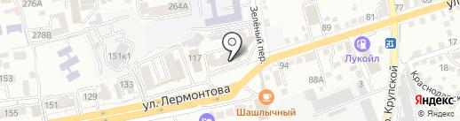 Правовые Технологии на карте Ставрополя