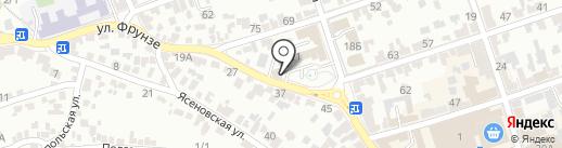National на карте Ставрополя