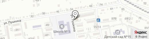 Банкомат, Почта Банк, ПАО на карте Михайловска