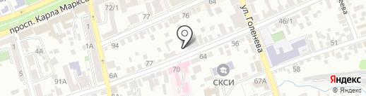 Дом и Сад на карте Ставрополя