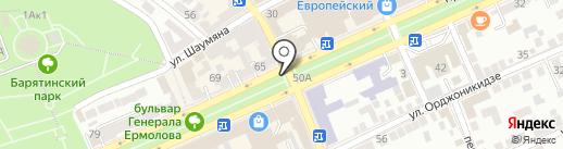 MilkyMoon's на карте Ставрополя