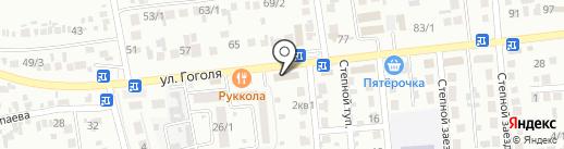 Fasta Pasta на карте Михайловска