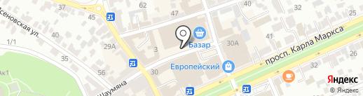 Мастерская по ремонту телефонов на карте Ставрополя