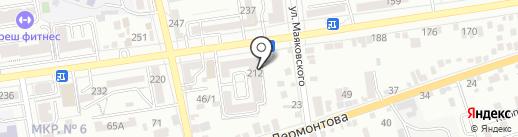 Резонанс на карте Ставрополя