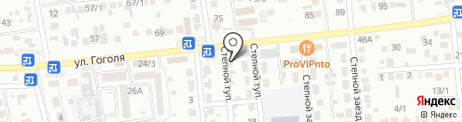 Фотоцентр на карте Михайловска