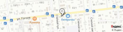 Магазин хозяйственных товаров на карте Михайловска