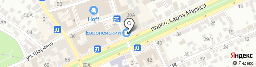 Wacko Shop на карте Ставрополя