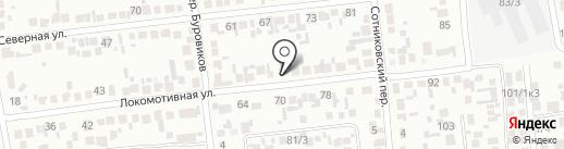 АВиСПАК на карте Михайловска