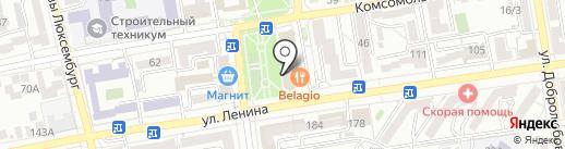 DYM на карте Ставрополя