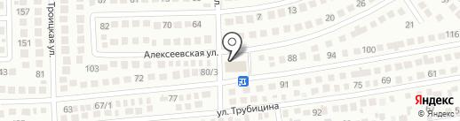 ЛуРус-Маркет на карте Михайловска