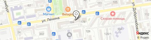 АЗС-Мастер на карте Ставрополя