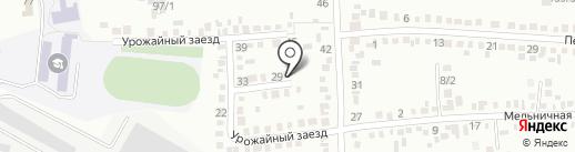 Монтажная компания на карте Михайловска