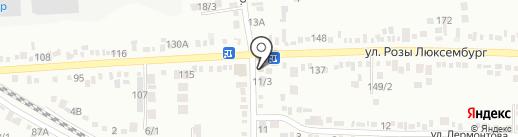 Татьяна на карте Михайловска