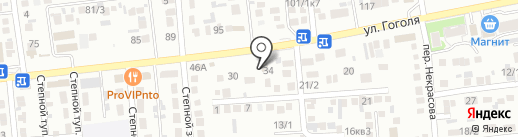 Торговая компания на карте Михайловска