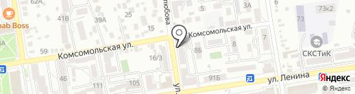 ВашТираж.рф на карте Ставрополя