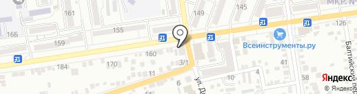 БАР для ДЕЛЪ на карте Ставрополя