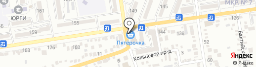 Семейный Стиль на карте Ставрополя