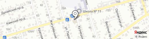 ЗдравСити на карте Ставрополя