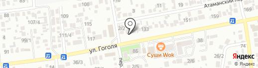Family & семья на карте Михайловска