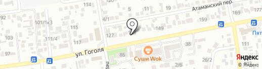 СтройАрсенал на карте Михайловска