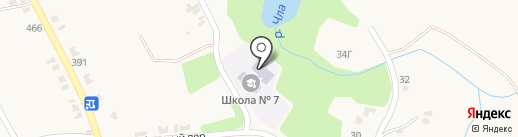 Кёкусин-кан каратэ на карте Пелагиады