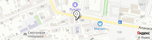 StavDekor на карте Ставрополя