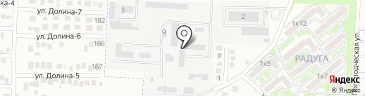 Завод по производству гранитных памятников на карте Михайловска
