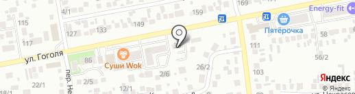 Мастерская по ремонту обуви на карте Михайловска