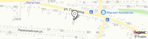 У Кати на карте Михайловска