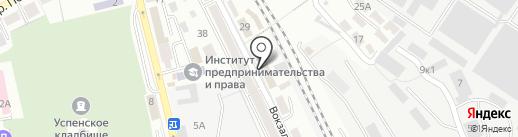 Ставропольская транспортная прокуратура на карте Ставрополя