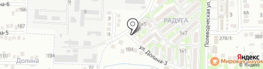 Аварийно-ремонтная служба, МУП на карте Михайловска