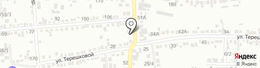 У Веры на карте Михайловска