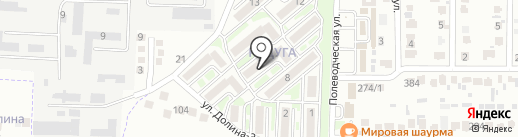 Экспресс маркет на карте Михайловска