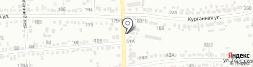 Центр мебель на карте Михайловска