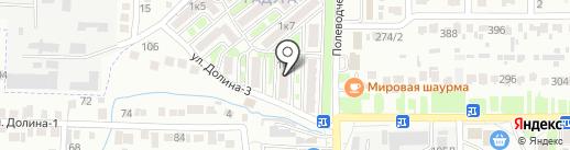 Семейный Лекарь на карте Михайловска