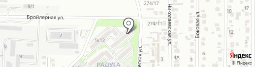 РОСПЭЙ на карте Михайловска