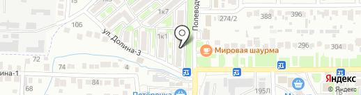 Праздник для Вас на карте Михайловска